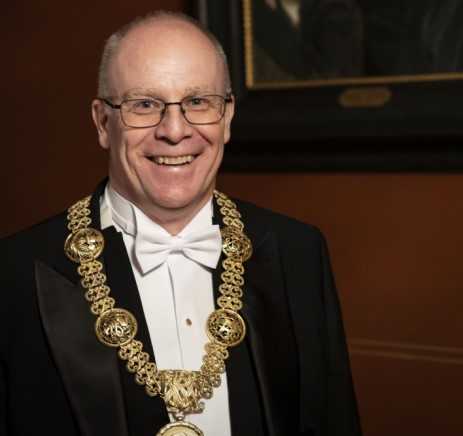 Photo of Vice-Chancellor Professor Anders Hagfeldt, Uppsala University